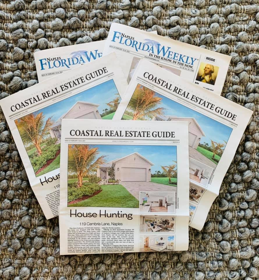 Seahorse Cottages - House Hunting